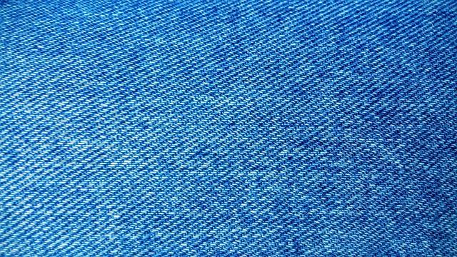 modrá džínovina