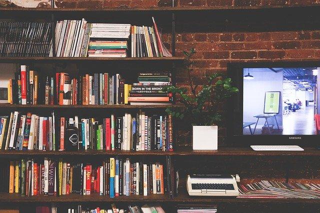 knihy u tv