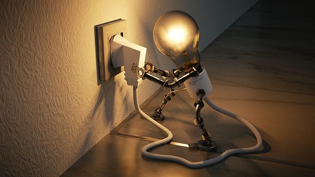 samostatná žárovka